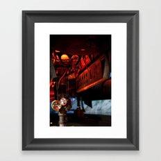 Aviation Framed Art Print