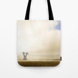 Drawn Tote Bag