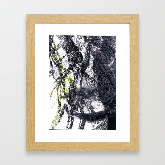 Vuelvo a mí IX Framed Art Print