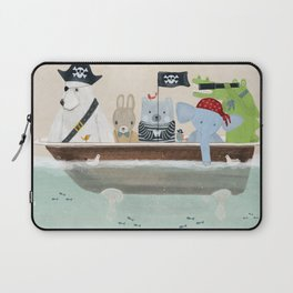 the pirate tub Laptop Sleeve
