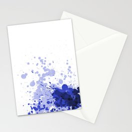 Passion Blue Stationery Cards