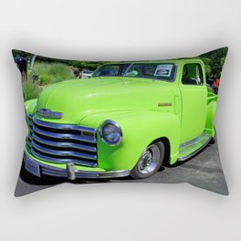Bev I (1947 Chevy Pickup) Rectangular Pillow