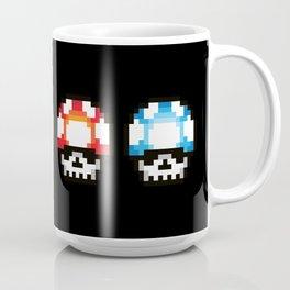 Skull Mushroom Coffee Mug