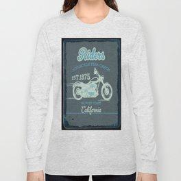 MotoBiKe RiDe 8 Long Sleeve T-shirt