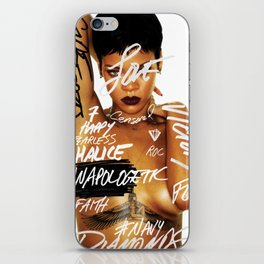 Unapologetic iPhone Skin