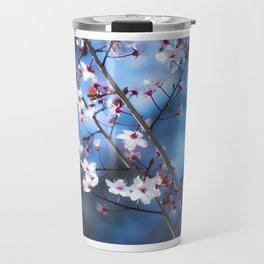 Pink spring Travel Mug