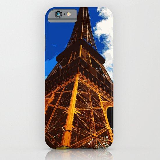 Eiffel Tower iPhone & iPod Case
