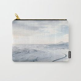 road in iceland Carry-All Pouch