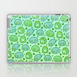 Friendly Frogs Laptop & iPad Skin