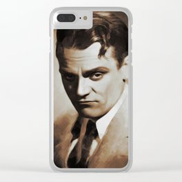 James Cagney, Actor Clear iPhone Case