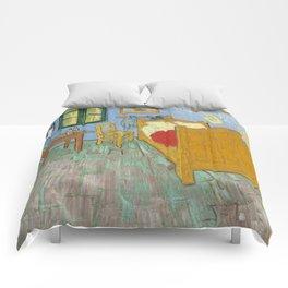 Vincent van Gogh - The Bedroom in Arles Comforters