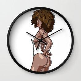 QUEEN - SPADES Wall Clock