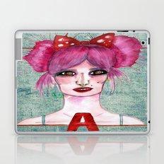 Audrey Kitching Laptop & iPad Skin