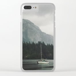 // the chief // Clear iPhone Case