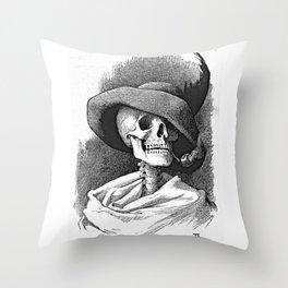 Always Punctual! (La Campana de Gracia) Throw Pillow