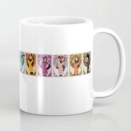 Heroines (Nouveau) Coffee Mug