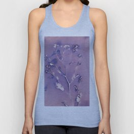 Cyanotype No. 13 Unisex Tank Top