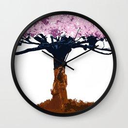 Fantastic Mr. Fox Wall Clock