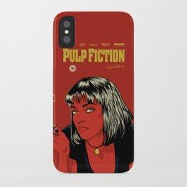 P. F. iPhone Case