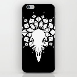 Disciples Series - II White iPhone Skin