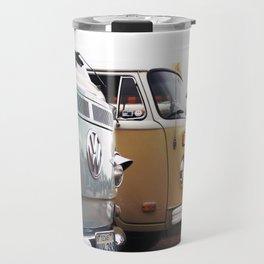 Vintage Buses Travel Mug
