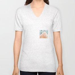 Mount Fuji Migraine Unisex V-Neck