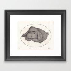Zayka Framed Art Print