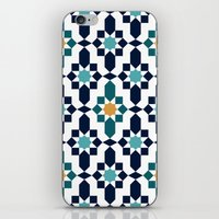 islam iPhone & iPod Skins featuring Marrakesh by Patterns and Textures