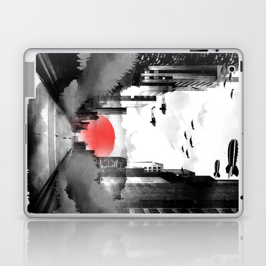 Still Rising Laptop & iPad Skin