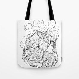I'm falling apart Tote Bag