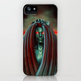 Medusa 3000 iPhone Case