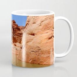 Antelope Canyon On Lake Powell Coffee Mug