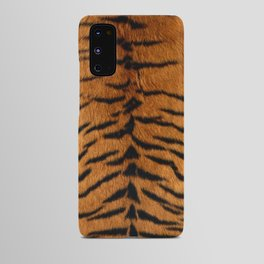 Faux Siberian Tiger Skin Design Android Case
