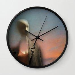Anonymous Soul Wall Clock