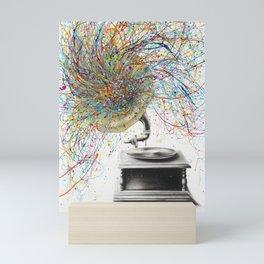 Sight of Sound Mini Art Print