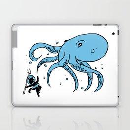 Deep Sea Battle Laptop & iPad Skin