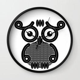 Owl VWB Wall Clock