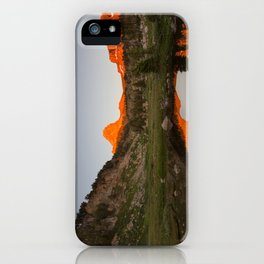 Alpenglow iPhone Case