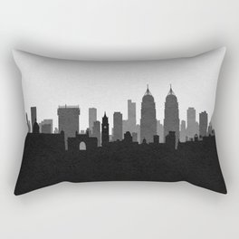City Skylines: Mumbai Rectangular Pillow
