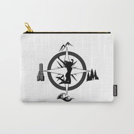 Adventure Bod - Logo Carry-All Pouch