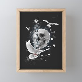 Visio Framed Mini Art Print