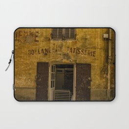 Boulangarie Cassis France Laptop Sleeve