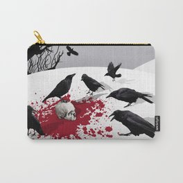 Murder Detail Carry-All Pouch