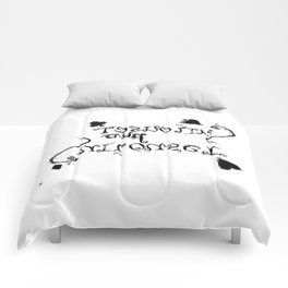 Curiouser Comforters