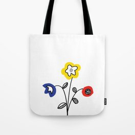 modern bunch Tote Bag