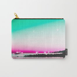 The Pink Hour Carry-All Pouch