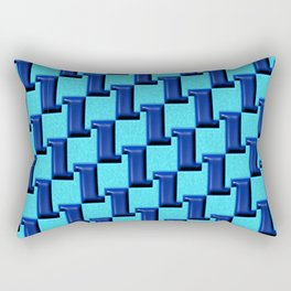Geometrix 163 Rectangular Pillow