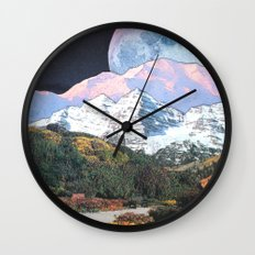 Later In Time Wall Clock