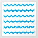 Blue Skies by simpleprints