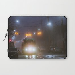 Winter Fog 2 Laptop Sleeve